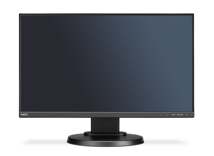 NEC 22'' E221N-BK LCD Bk/Bk (IPS; 16:9; 250cd/m2; 1000:1; 6ms, 1920x1080,178/178; VGA; HDMI; DP; HAS 110mm; Swiv; Tilt; Spk 2x1W)