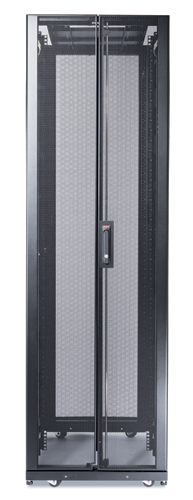NetShelter SX 48U 600mm x 1200mm Deep Enclosure