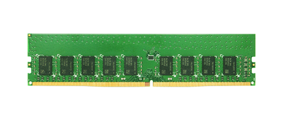 Synology 8GBECC UDIMM RAM Module Kit (for expanding  RS3618xs, RS3617xs+, RS3617RPxs, RS4017xs+,RS1619xs+ )