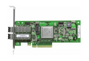 EonStor DS converged host board with 4 x 8Gb/s FC ports or 2 x 16Gb/s FCports or 4 x 10Gb/s iSCSI/FCoE ports