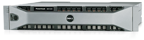 Dell PowerVault MD1220 SAS 24xSFF Dual EMM/ noHDD UpTo24SFF/ 2x1,2Tb SAS 10k/ 2x600W RPS/ 2xCable SAS 2m/ Bezel/ ReadyRails/ 3YPSNBD (210-30718)