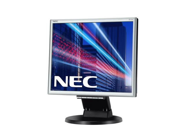 "NEC 17"" 171M-BK LCD Bk/Bk ( TN; 5:4; 250cd/m2; 1000:1; 5ms; 1280x1024; 170/170; D-Sub; DVI-D; HAS 50 mm; Tilt; Spk 2*1W)"