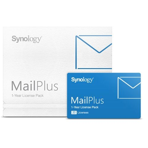 Synology MailPlus 5 email accounts activation pack