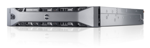 Dell PowerVault MD3820i iSCSI 10GBs 24xSFF Dual Controller 4GB Cache/ no HDD UpTo24SFF/ 2x600W RPS/ Bezel/ Static ReadyRails/ need upgrade firmware Controller/ 3YPSNBD