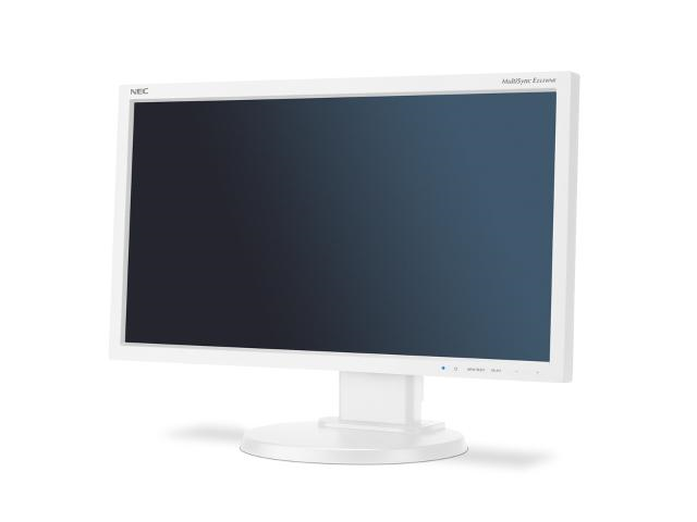 "NEC 23"" E233WMi LCD S/Wh ( IPS; 16:9; 250cd/m2; 1000:1; 6ms; 1920x1080; 178/178; D-Sub; DVI-D; DP; HAS 110mm; Swiv 45/45; Tilt; Pivot; Spk 2х1W )"